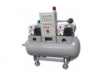 降低里其乐真空泵系统的修理率的做法