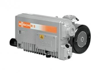 真空泵的好坏决定于其机械结构和油的质量