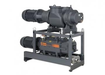 干式真空泵主要用于高纯净的真空工艺过程